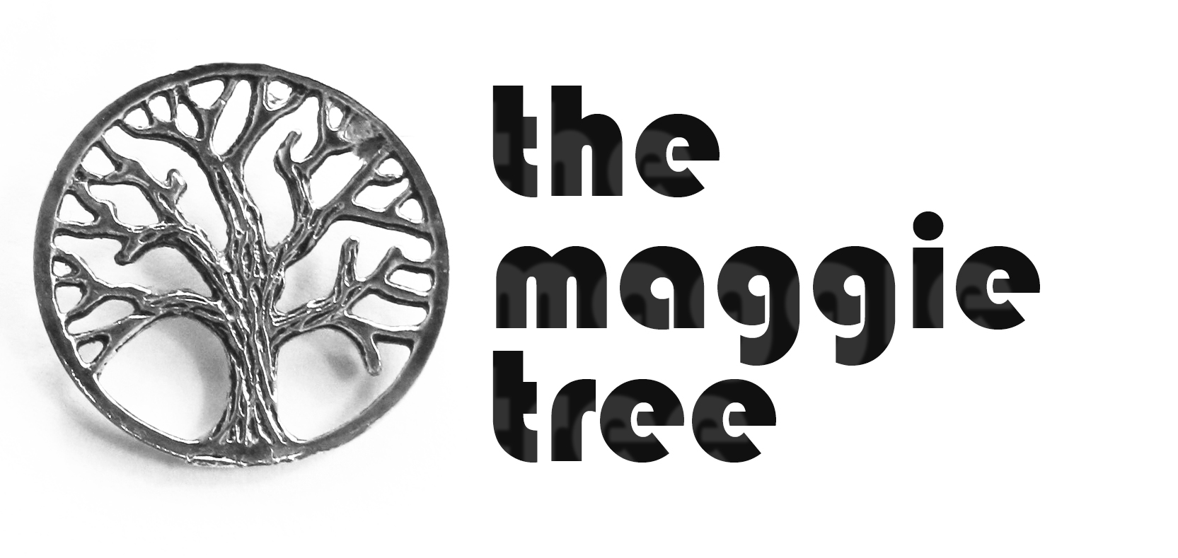 Logo for the Maggie Tree